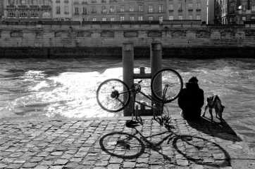 L'échappée du vélo