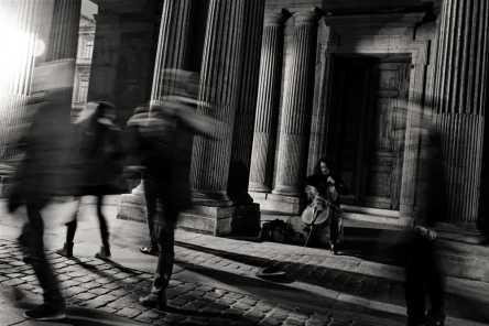 Le Violonceliste du Louvre